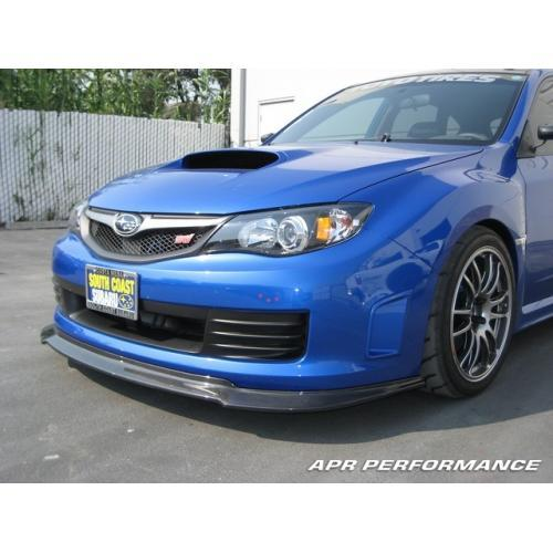 APR Performance - Subaru Impreza STi Front Air Dam 2008-2010 (hatchback only)