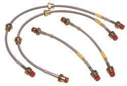 Goodridge Stainless Brake Lines - Nissan R35 GT-R