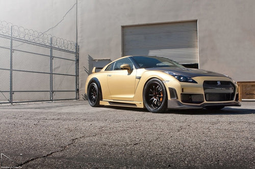 Tommy Kaira / Rowen Body Kit - Nissan R35 GT-R 2009-2011
