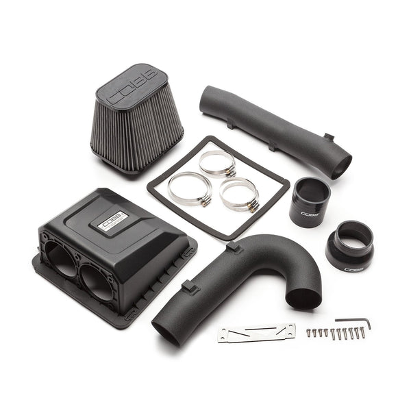 COBB Ford Stage 2 Power Package Black w/ TCM: F-150 Raptor 2017-2020