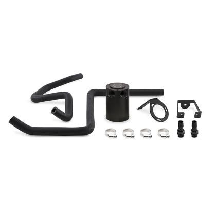 Mishimoto 05-14 Dodge Charger / 05-14 Chrysler 300C 5.7L Direct Fit Oil Catch Can Kit - Black