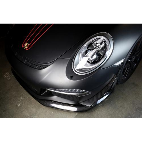 APR Performance - Porsche 991 GT3 Front Bumper Canards 2014-Up