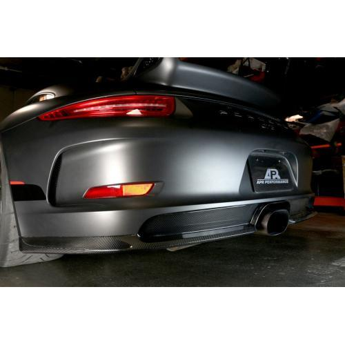 APR Performance - Porsche 991 GT3 Rear Diffuser 2014-Up