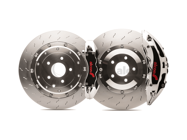 "Alcon Superkit ""Race"" Complete Brake System - Nissan R35 GT-R"