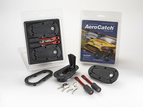 AeroCatch 120 Series Hood Latch (lock type)