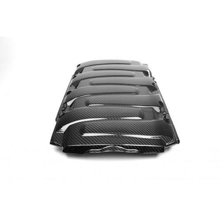 Titek Carbon Engine Cover: Nissan R35 GT-R