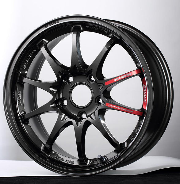 Volk CE28 Club Racer II Black Edition