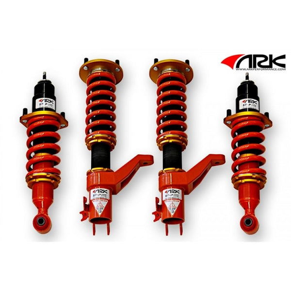 ARK Performance ST-P Coilovers - Acura RSX 2.0L (01-05)
