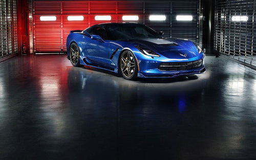 Rowen Japan Body Kit - Chevy Corvette C7
