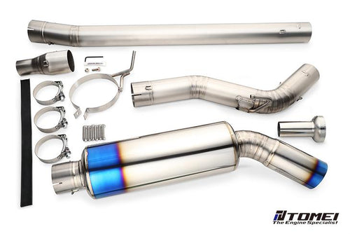 Tomei Extreme Ti Exhaust: Ford Mustang Ecoboost 2015+