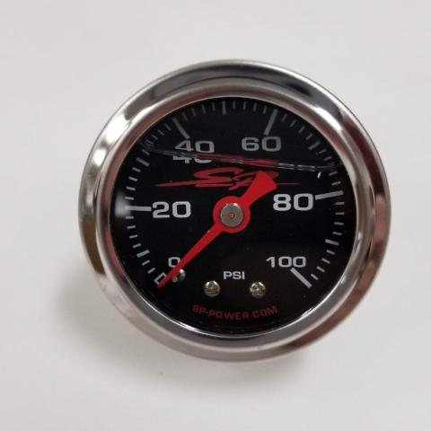 SP Engineering - Fuel Pressure Gauge 100PSI