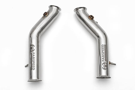Fabspeed Supersport Exhaust: Lamborghini Huracan