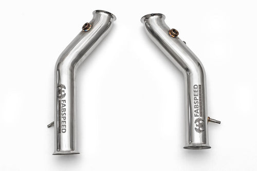 Fabspeed Straight PIpes: Lamborghini Gallardo 2004-2008