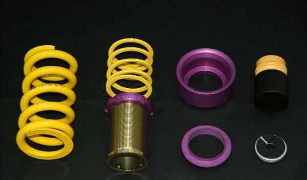 KW Suspension Sleeve Kit: Nissan R35 GT-R 2009+