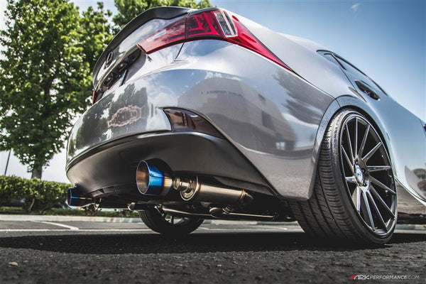 Ark Performance GRIP Exhaust - Lexus IS200T 2016+
