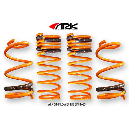 ARK Performance GT-F Lowering Springs - Mitsubishi Evolution X (08-11)