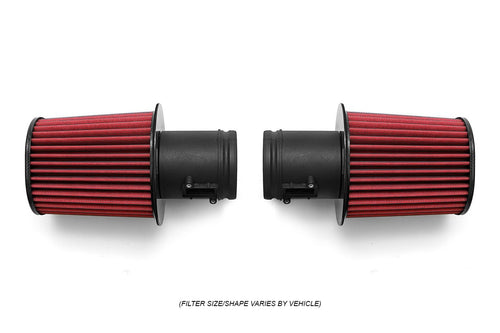BMC Carbon F1 Air Filters: Audi R8 V10