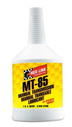 Red Line MT-85 75W85 GL-4 Gear Oil