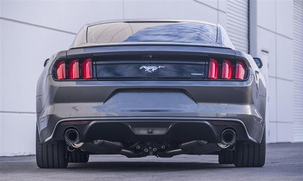 GRIP Exhaust - Mustang 2.3L Turbo 2015+