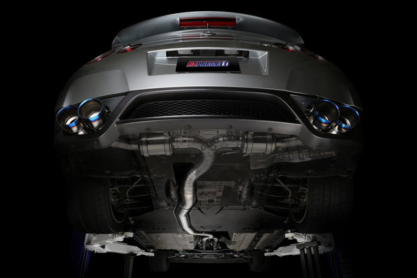 Tomei Expreme Ti Exhaust System: Nissan R35 GT-R 2009+