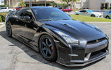 N Tune Nismo Style Side Skirts - Nissan R35 GT-R