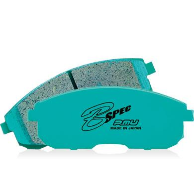 Project Mu B-Force Brake Pads (Front) - Acura RSX Type S 02-06 / Civic Si 06-11 / Honda Prelude 83-87 / S2000 00-09