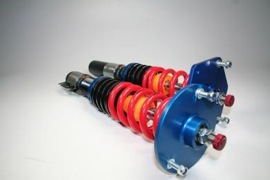 JRZ RS Sport Coilovers - Subaru Impreza WRX GD 2001-2004 (5x100 bolt pattern)