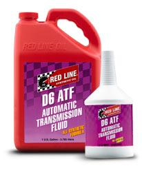 Red Line D6 ATF