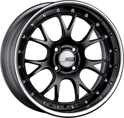 SSR Wheels - Professor MS3R 3 Piece