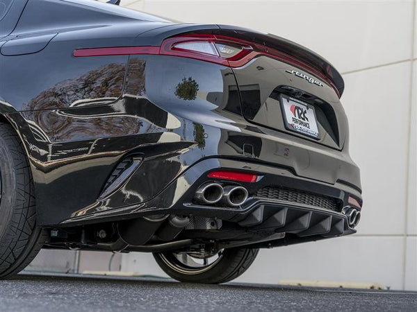ARK Performance GRIP Exhaust - Kia Stinger GT 3.3T V6
