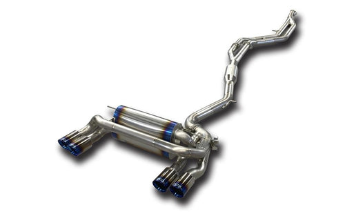 Rowen Japan Titanium Exhaust - BMW M2