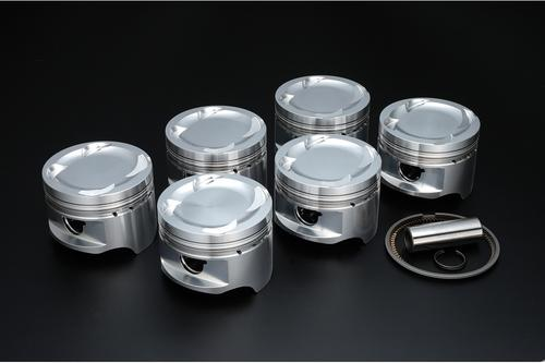 Tomei Forged Piston Kit: Toyota 2JZ