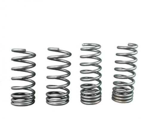 Whiteline Performance Lowering Springs - Nissan 370Z 09+ / Infiniti G37 08+