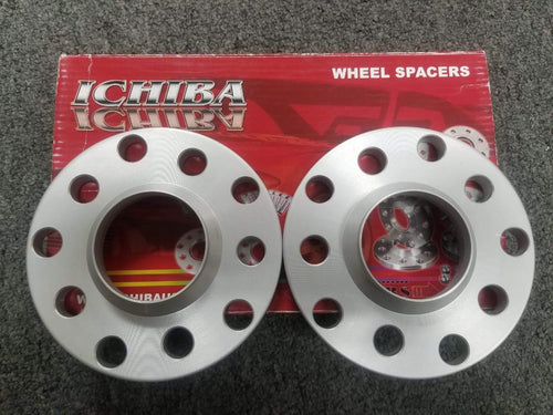 ICHIBA Ver. 1 Hubcentric Wheel Spacers 12MM For Audi Volkswagen Golf Jetta A6