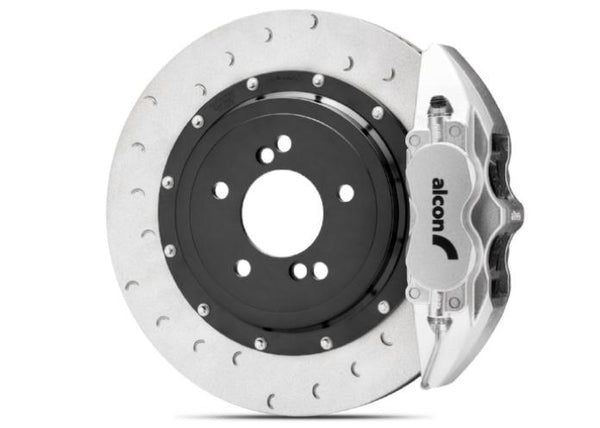 Alcon Front Big Brake System (4 Piston) - BMW E9X (Not M Models)