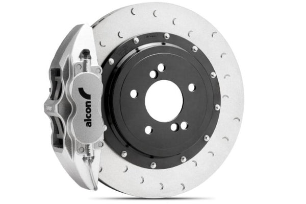 Alcon 4 Piston Big Brake Kit System - BMW E46 M3