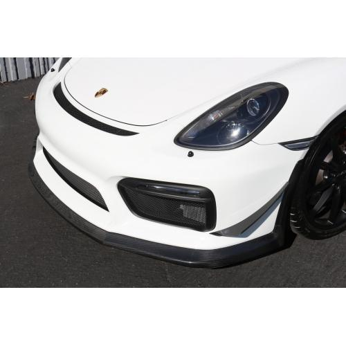 APR Performance - Porsche Cayman GT4 Front Bumper Canards