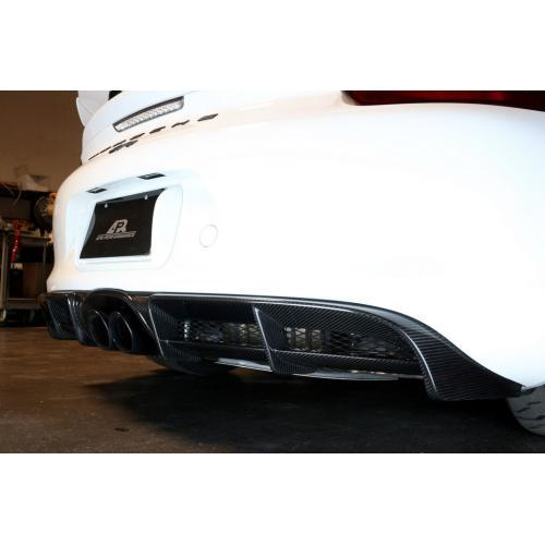 APR Performance - Porsche Cayman GT4 Rear Diffuser