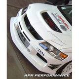 APR Performance - Mitsubishi Evolution 8 / 9 Front Bumper w/ Front Air Dam Incorporated 2003-2007