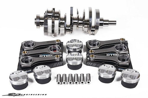 SP Engineering 4.1L Stroker Kit - Nissan R35 GT-R VR38DETT