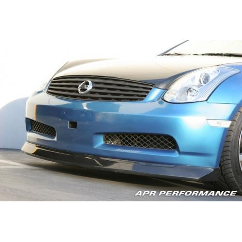 APR Performance - Infiniti G35 Front Air Dam 2003-2006 (coupe, non sports pakage)