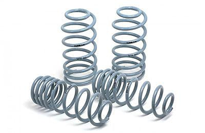 H&R OE Sport Springs - Honda Civic, Civic Si 88-91 (Not Wagon), CRX