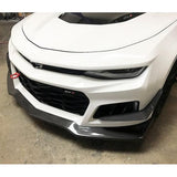 APR Performance - Chevrolet Camaro ZL1 Front Bumper Canards 17+