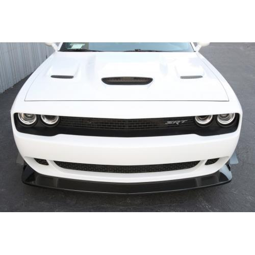 APR Performance - Dodge Challenger Hellcat Front Air Dam 15+