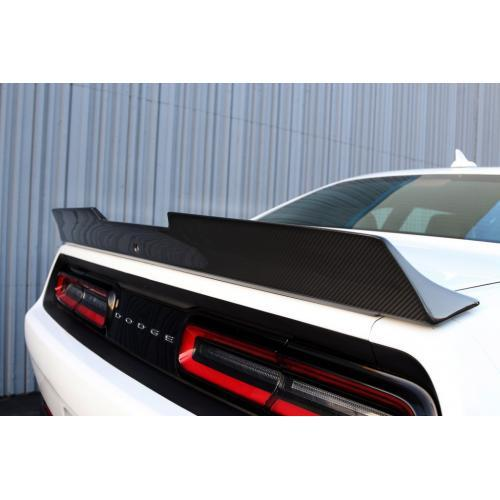 APR Performance - Dodge Challenger Hellcat Read Deck Spoiler 15+