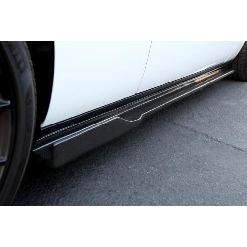APR Performance - Dodge Challenger Hellcat Carbon Fiber Side Rocker Extension 15+