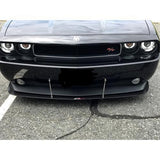 APR Performance - Dodge Challenger Front Wind Splitter 08-10 R/T, SXT (Non SRT8)