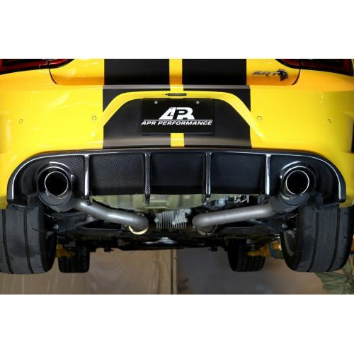 APR Performance - Dodge Charger Hellcat Rear Diffuser 15+
