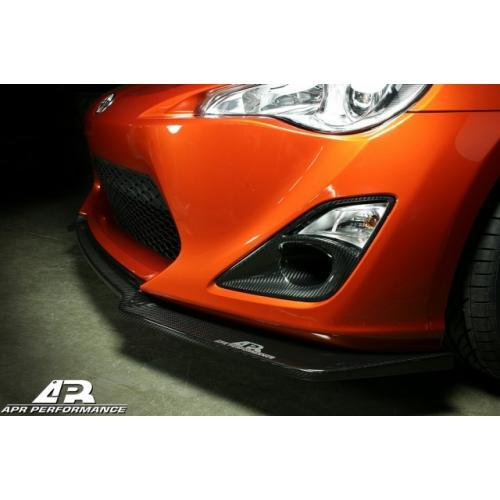 APR Performance -Scion FR-S Brake Cooling Ducts 13-16