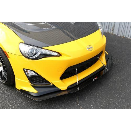 APR Performance - Scion FR-S TRD 1.0 Series Front Wind Splitter 15-16